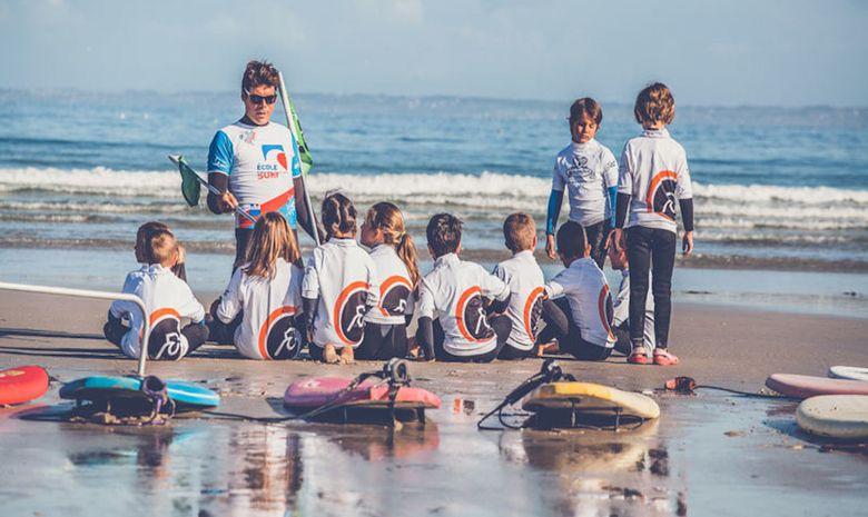 Stage de surf sur le célèbre spot de La Torche-6