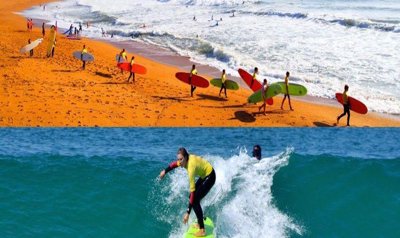 Surfcamp intenssif Adultes-7