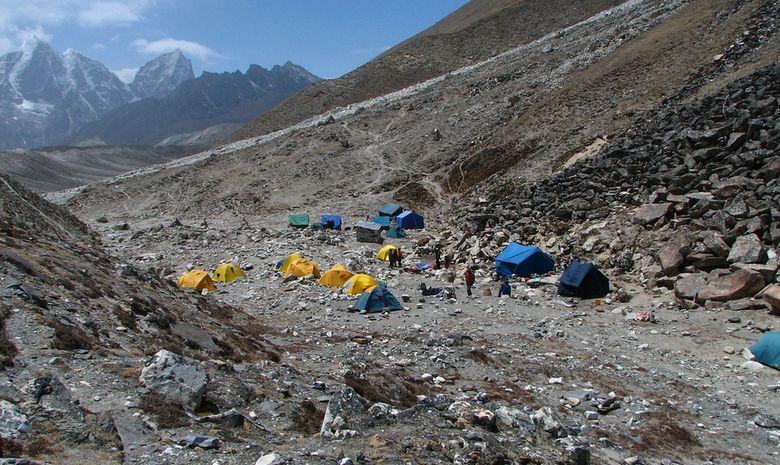 Ascensions de l'island Peak (6189 m)-7