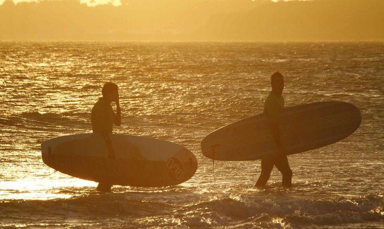 S'initier au Surf et au Yoga en même temps -1