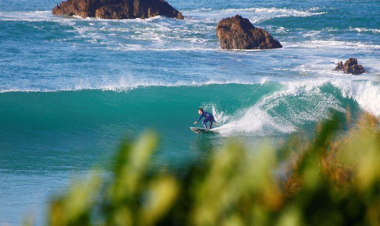 S'initier au Surf et au Yoga en même temps -4