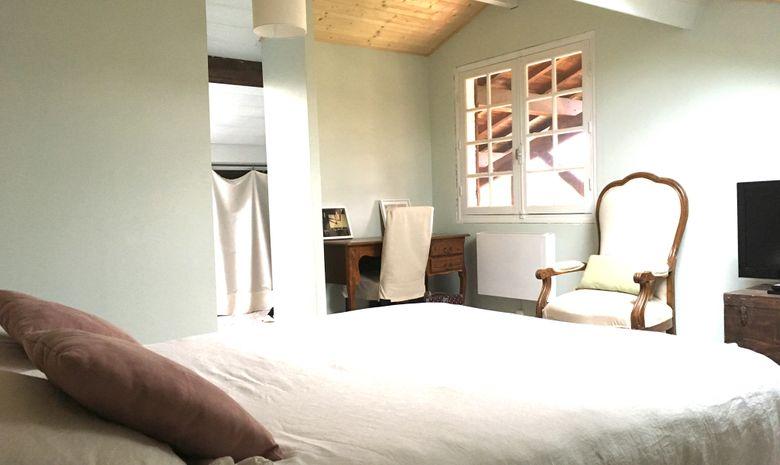 Une chambre pour deux tout confort