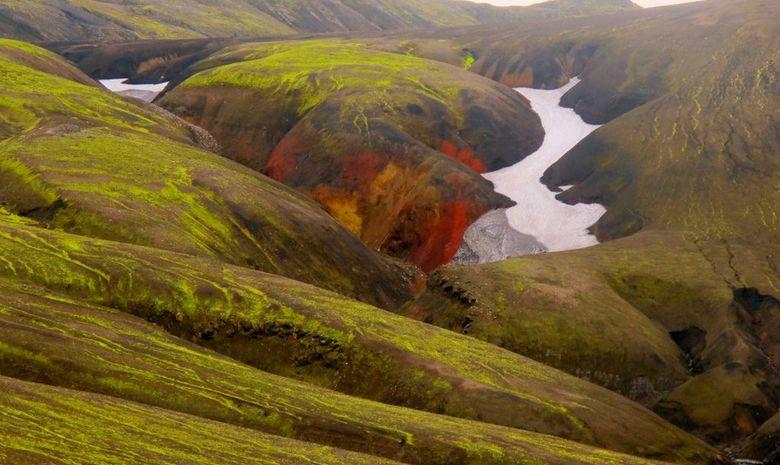 Réserve naturelle des Fjallabak du nord au sud-2