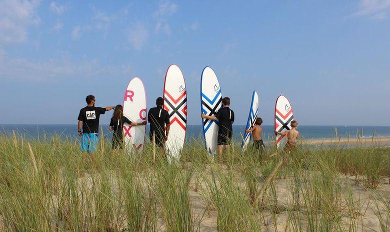Semaine en surfcamp spéciale ados