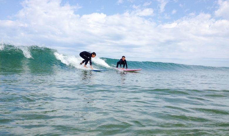 Surfcamp Ados Cap Ferret-5
