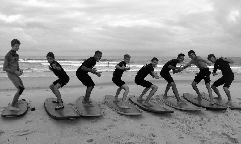 Surfcamp Ados Cap Ferret-6