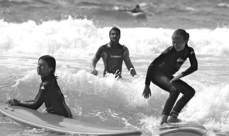 Surfcamp Ados Cap Ferret-8