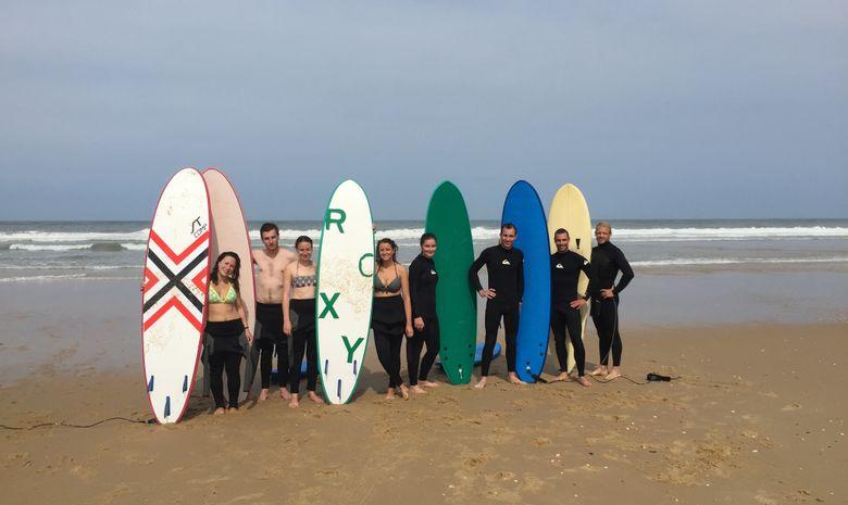 Surfcamp Cap Ferret-1