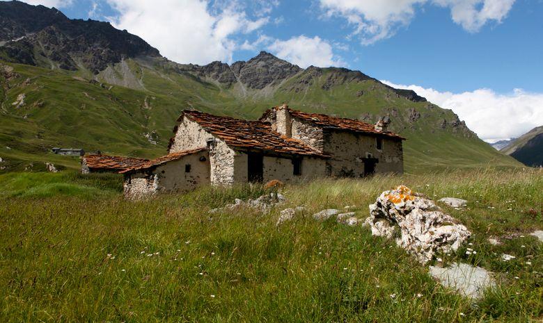 Chalets de Haute-Maurienne