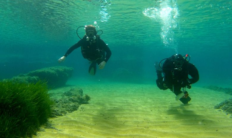 PADI Open Water à Malte-3