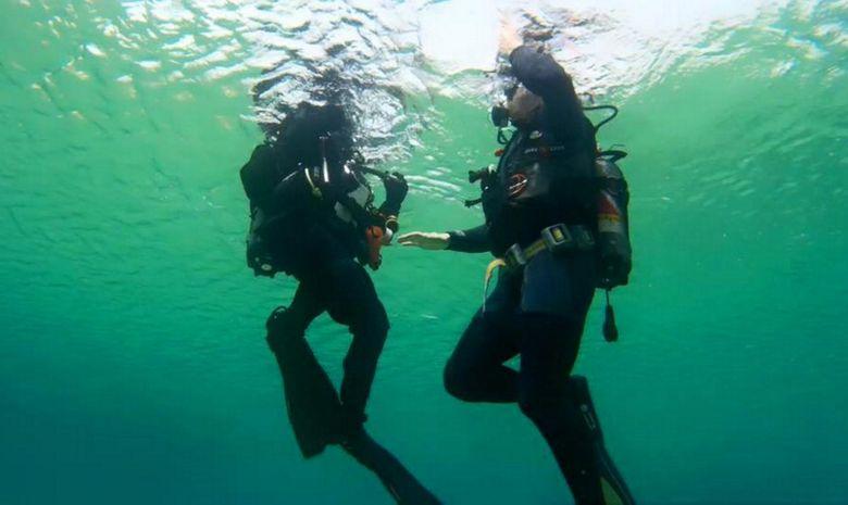 PADI Open Water à Malte-2