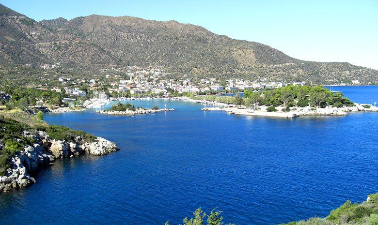 Au départ d'Athènes, le Golfe Saronique à la voile-7