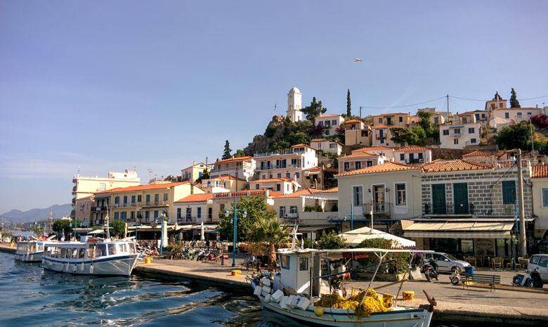 Au départ d'Athènes, le Golfe Saronique à la voile-5