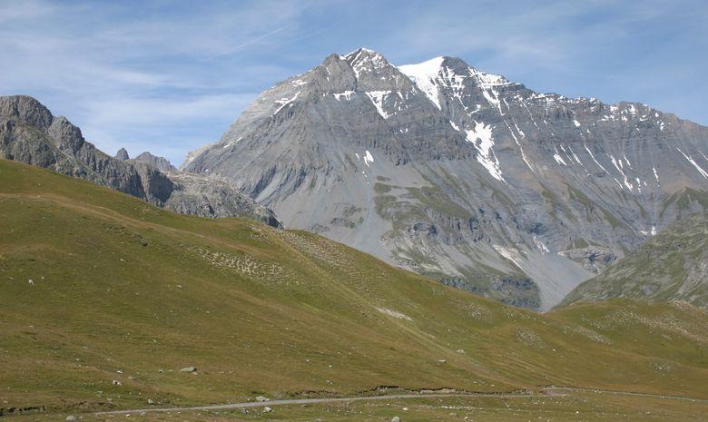 La grande Casse, point culminant de la Savoie