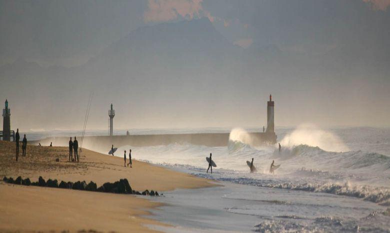 7 jours de surfcamp sur la plage de Messanges-3