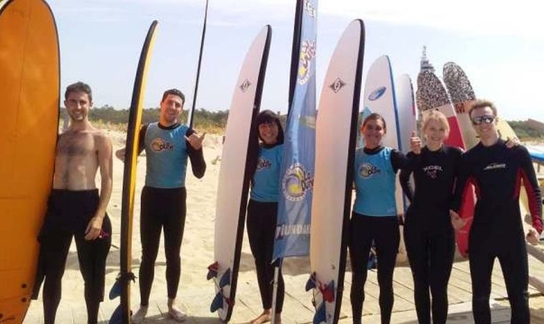 Séjour de surf & yoga sur la plage de Messanges-8