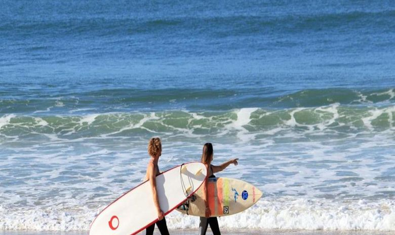 Week-end surf et pirogue Hawaienne-11