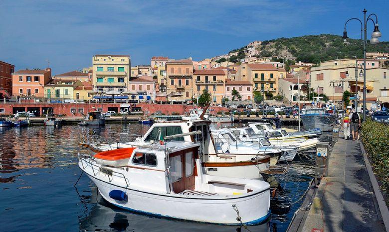L'Archipel de la Maddalena au départ de Solenzara-9
