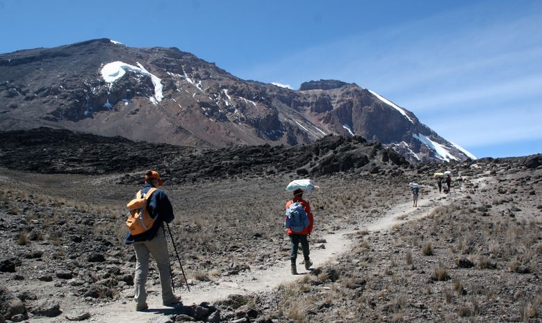 Ascension du Kilimandjaro par la Voie Lemosho-6