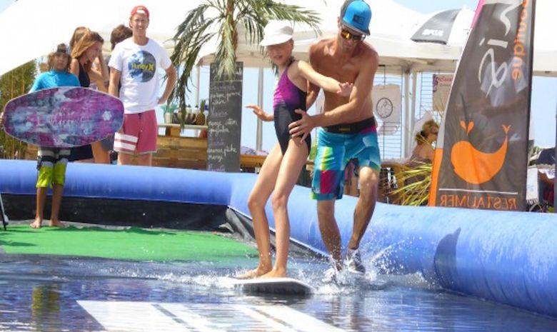 Stage de surf réservé aux enfants (de 5 à 8 ans)-5