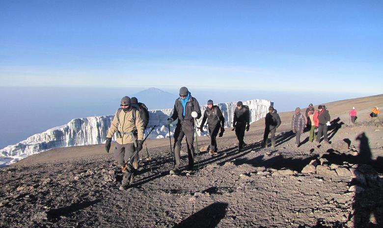 Ascension du Kilimandjaro - Machame Route-6