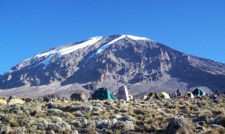 Ascension du Kilimandjaro - Machame Route-1