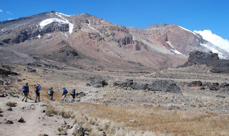 Ascension du Kilimandjaro - Machame Route-4