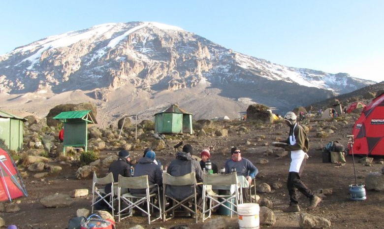 Ascension du Kilimandjaro - Machame Route-8