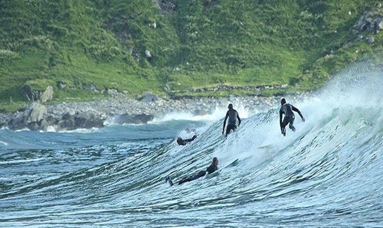 Séjour de surf en Norvège-1