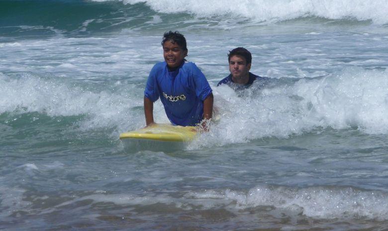 Stage de surf entre Hossegor et Biarritz-7