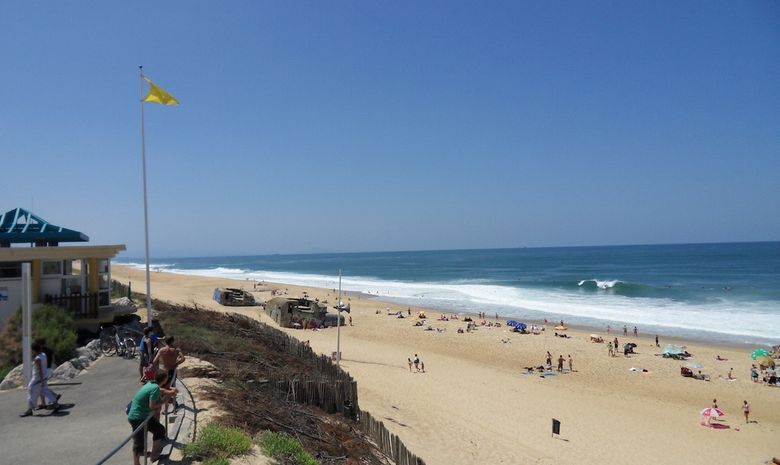 Stage de surf entre Hossegor et Biarritz-4