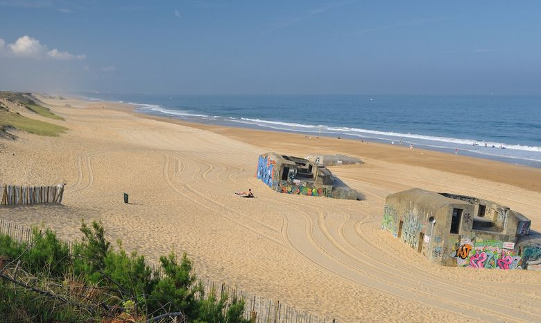 Stage de surf entre Hossegor et Biarritz-8