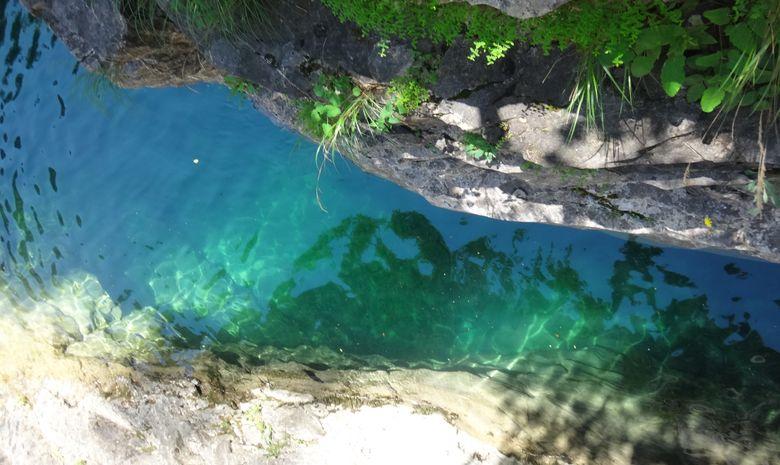 Descente aquatique par le Canyon du Miraval-8