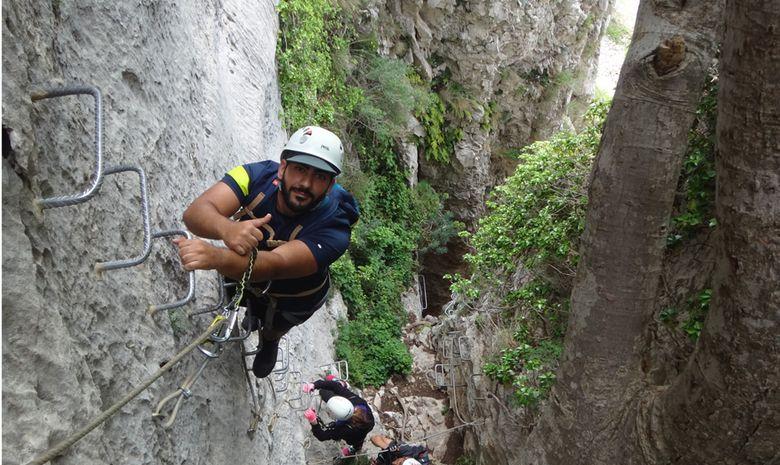 Week-end canyoning et via ferrata à Ordesa-4
