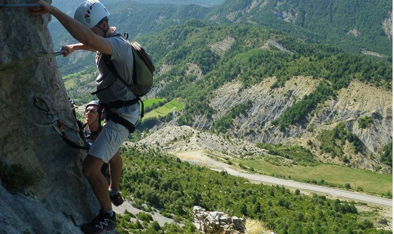 Week-end canyoning et via ferrata à Ordesa-5