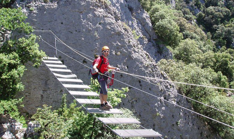 Week-end canyoning et via ferrata à Ordesa-3