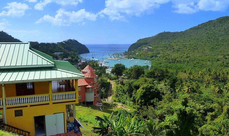Croisière Sainte-Lucie & Martinique -11