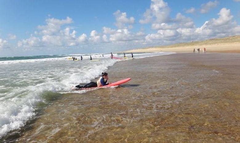 Stage de surf 5 jours découverte-5