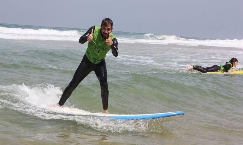 Stage de surf 5 jours découverte-7