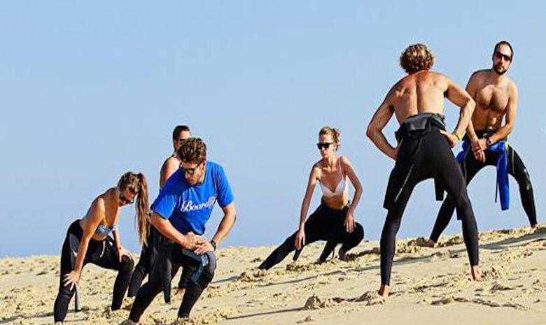 Stage de surf à Hossegor-2
