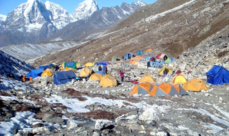 Trekking et Ascension de l'Island Peak (6189 m)-7