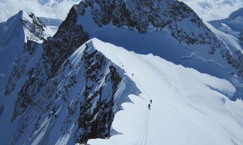 Ascension du Mont Rose (4554 m)-6