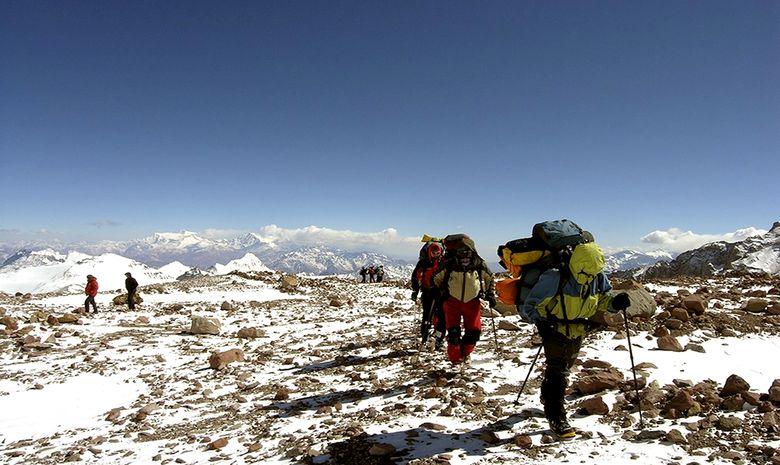 Ascension de l'Aconcagua (6 962 m)-2