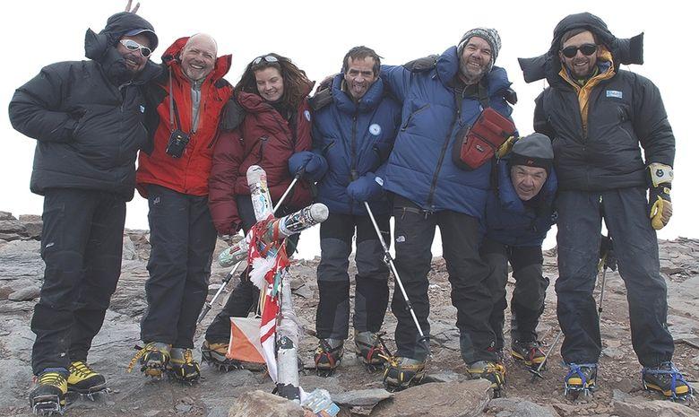 Ascension de l'Aconcagua (6 962 m)-9