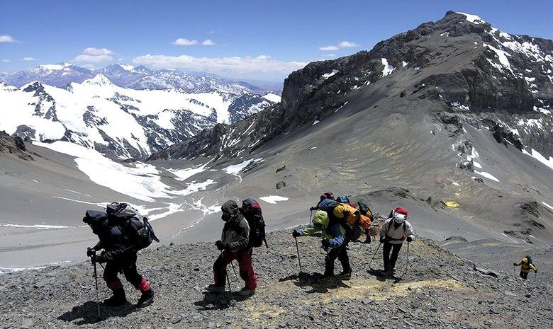 Ascension de l'Aconcagua (6 962 m)-11