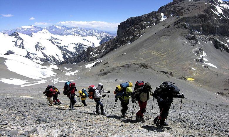 Ascension de l'Aconcagua (6 962 m)-14