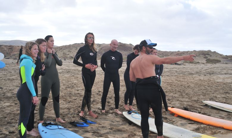 Séjour 4 pers surf Fuerteventura-11