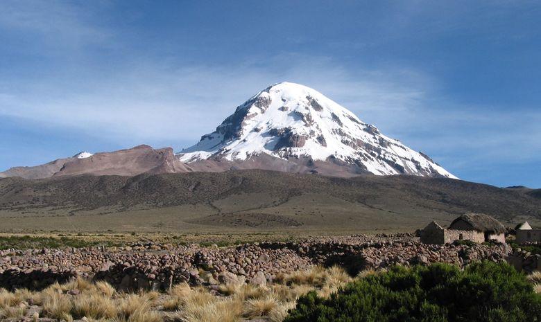 Module volcan Sajama 7 jours (6542m)-1