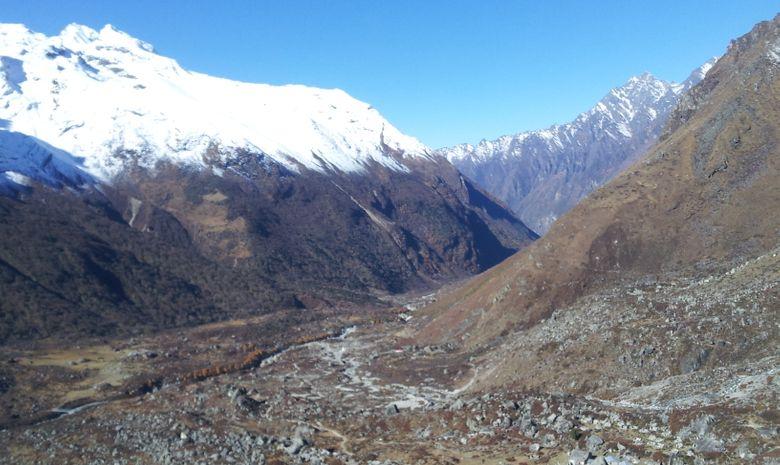 Trek du Langtang à Hélambu -1