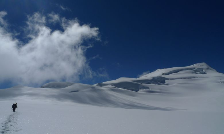 Ascension du Chachacomani (6 074m)-7